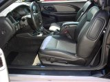 2002 Chevrolet Monte Carlo Intimidator SS Ebony Interior