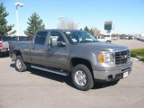 2009 GMC Sierra 2500HD Steel Gray Metallic