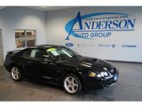 2003 Black Ford Mustang GT Coupe #19890705