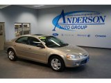 2002 Light Almond Pearl Metallic Chrysler Sebring LXi Sedan #19890719
