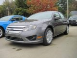 2010 Sterling Grey Metallic Ford Fusion SE #19893251