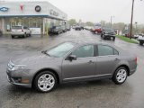 2010 Sterling Grey Metallic Ford Fusion SE #19889137