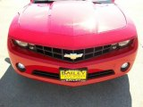 2010 Victory Red Chevrolet Camaro LT Coupe #19942712