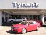 2005 Milano Red Acura TSX Sedan #19943134