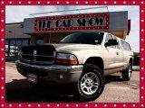 2003 Light Almond Pearl Dodge Dakota SLT Club Cab 4x4 #19946724