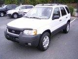 2003 Oxford White Ford Escape XLT V6 4WD #19953553