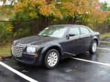 2008 Brilliant Black Crystal Pearl Chrysler 300 LX #19954098