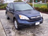 2007 Royal Blue Pearl Honda CR-V EX 4WD #19955682