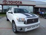 2008 Super White Toyota Tundra SR5 CrewMax #1984689