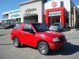 2001 Suzuki Vitara JLX 2 Door 4WD
