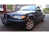 2004 Black Sapphire Metallic BMW 3 Series 325i Sedan #20011464