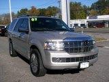 2007 Silver Birch Metallic Lincoln Navigator Ultimate 4x4 #20010355