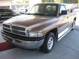 2000 Light Driftwood Satin Glow Dodge Ram 1500 SLT Extended Cab #20011681