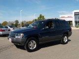 2002 Patriot Blue Pearlcoat Jeep Grand Cherokee Laredo 4x4 #20009982