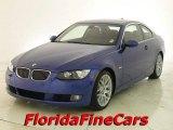 2007 Montego Blue Metallic BMW 3 Series 328i Coupe #20006378