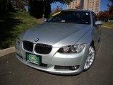 2007 Titanium Silver Metallic BMW 3 Series 328i Coupe #20017272