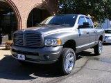 2005 Mineral Gray Metallic Dodge Ram 1500 Laramie Quad Cab 4x4 #20015564