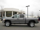 2006 Mineral Gray Metallic Dodge Ram 1500 SLT Quad Cab 4x4 #20016925
