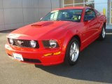 2007 Torch Red Ford Mustang GT Premium Coupe #20005417