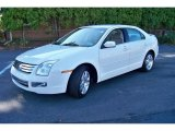 2008 White Suede Ford Fusion SEL V6 #20004887