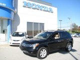 2006 Super Black Nissan Murano S AWD #20000598