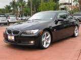 2009 Jet Black BMW 3 Series 335i Coupe #20067070