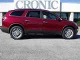 2010 Red Jewel Tintcoat Buick Enclave CXL #20074172