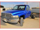 1999 Dodge Ram 3500 Laramie Regular Cab 4x4 Chassis Data, Info and Specs