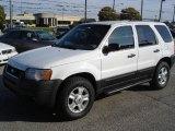 2003 Oxford White Ford Escape XLT V6 #20078041