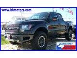 2010 Tuxedo Black Ford F150 SVT Raptor SuperCab 4x4 #20067242
