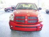 2006 Flame Red Dodge Ram 1500 Sport Quad Cab #20083223