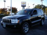 2006 Black Jeep Grand Cherokee Limited 4x4 #20062567