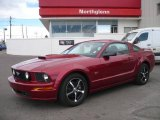 2007 Redfire Metallic Ford Mustang GT Premium Coupe #2004047