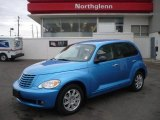 2008 Surf Blue Pearl Chrysler PT Cruiser Touring #2004132