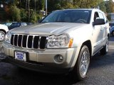 2006 Light Graystone Pearl Jeep Grand Cherokee Limited 4x4 #20075173