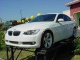 2007 Alpine White BMW 3 Series 335i Coupe #20078283