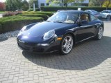 2007 Midnight Blue Metallic Porsche 911 Carrera S Coupe #20081374