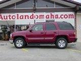2004 Sport Red Metallic Chevrolet Tahoe LT 4x4 #20075630