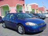 2006 Laser Blue Metallic Chevrolet Impala LS #20078334