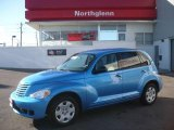 2008 Surf Blue Pearl Chrysler PT Cruiser LX #2004109
