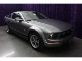 2006 Satin Silver Metallic Ford Mustang V6 Premium Coupe #20075803
