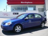 2007 Pace Blue Chevrolet Cobalt LS Sedan #2004084
