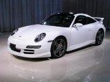 2007 Carrara White Porsche 911 Targa 4S #201302