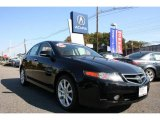 2006 Nighthawk Black Pearl Acura TSX Sedan #20129708
