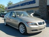 2007 Platinum Bronze Metallic BMW 3 Series 335xi Sedan #20146759