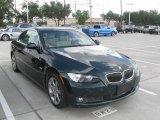 2008 Deep Green Metallic BMW 3 Series 335i Convertible #20141527