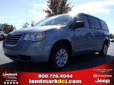 2010 Clearwater Blue Pearl Chrysler Town & Country LX #20135442