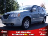 2010 Clearwater Blue Pearl Chrysler Town & Country Touring #20135447