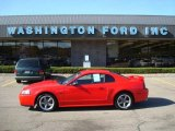 2001 Performance Red Ford Mustang GT Coupe #20139716