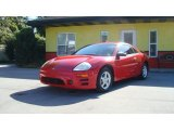 2003 Saronno Red Mitsubishi Eclipse RS Coupe #20140187